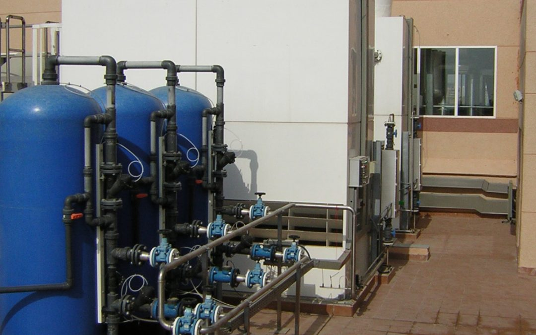 Evaporative cooling makes a responsible and sustainable use of water