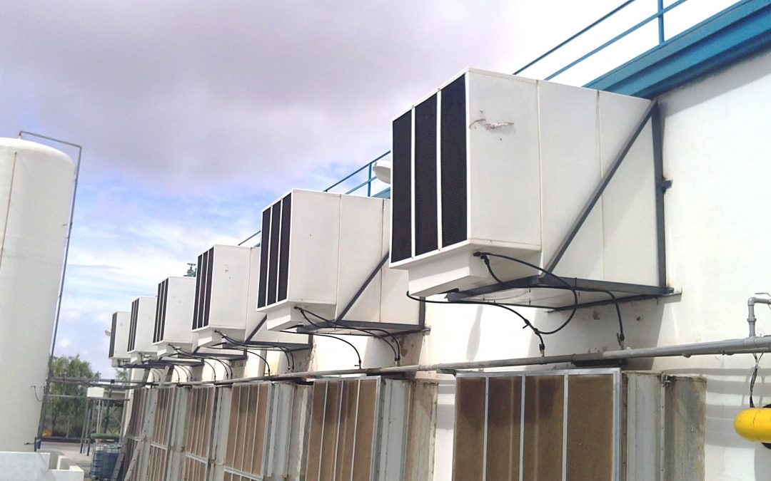 Aefyt highlights the role of evaporative cooling in the EU